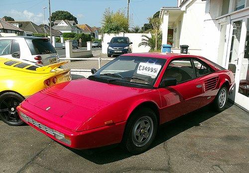 1984 FERRARI V8 QV MONDIAL SOLD (picture 2 of 4)