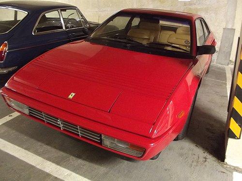 1984 FERRARI V8 QV MONDIAL SOLD (picture 3 of 4)