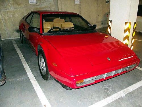 1984 FERRARI V8 QV MONDIAL SOLD (picture 4 of 4)