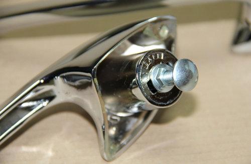 CLASSIC FERRARI 250 BRAND NEW DOOR HANDLES SET KIT  For Sale (picture 4 of 4)