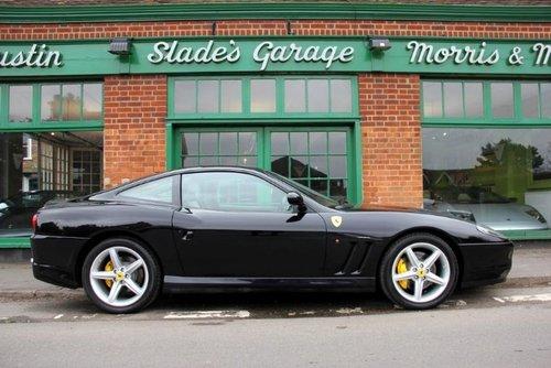2003 Ferrari 575M Maranello F1  SOLD (picture 1 of 4)