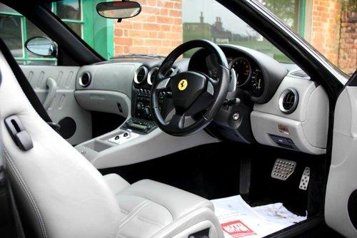 2003 Ferrari 575M Maranello F1  SOLD (picture 4 of 4)