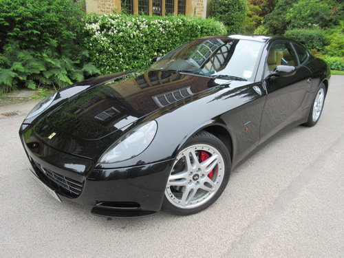 2005 SOLD-ANOTHER WANTED Ferrari 612 six speed manual For Sale (picture 1 of 6)