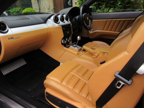 2005 Ferrari 612 six speed manual -One of just 23+UK cars For Sale (picture 4 of 6)