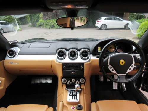 2005 Ferrari 612 six speed manual -One of just 23+UK cars For Sale (picture 5 of 6)