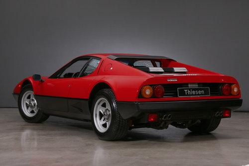 1983 Ferrari 512 BBi - low mileage - For Sale (picture 2 of 6)