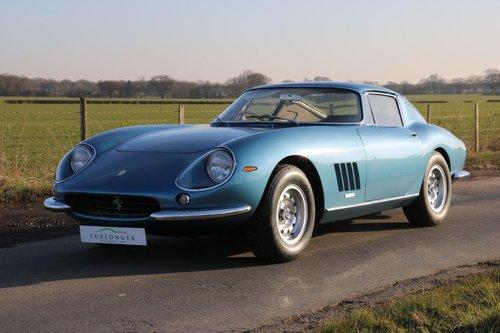 1966 Ferrari 275 GTB/2 Long Nose - Classiche For Sale (picture 1 of 6)