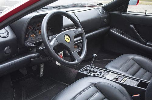1994 Ferrari 512 TR Coupe - Rosso For Sale (picture 4 of 6)