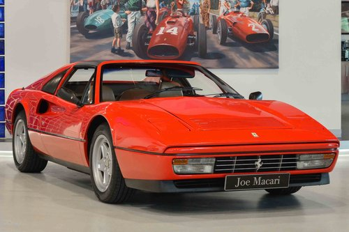 1987 Ferrari 328 GTS RHD For Sale (picture 1 of 6)