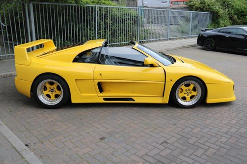 1990 Ferrari F48 Koenig - 1 of 2 RHD Cars! For Sale (picture 3 of 6)