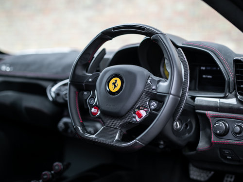 2015/15 Ferrari 458 Speciale - Special Rosso Fuoco Paint SOLD (picture 4 of 6)