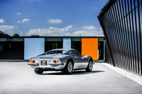 1971 DINO 246 GT LHD For Sale (picture 5 of 6)
