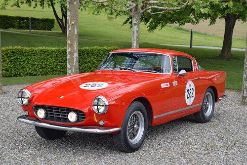 Mille Miglia eligible 1956 Ferrari 250 GT Boano For Sale (picture 1 of 6)