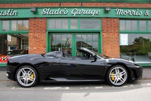 2005 Ferrari F430 Spider F1  For Sale (picture 1 of 4)