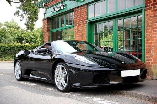 2005 Ferrari F430 Spider F1  For Sale (picture 2 of 4)