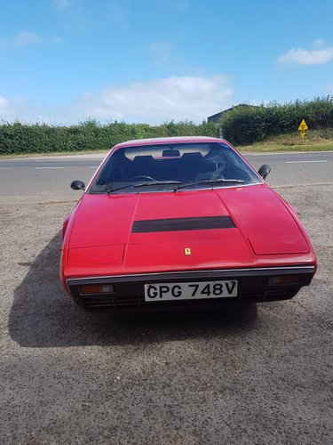 1980 Ferrari 308 GT4 For Sale (picture 4 of 6)