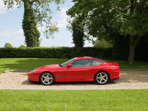 1998 Ferrari 550 Maranello For Sale (picture 2 of 6)