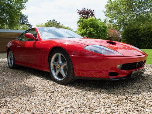 1998 Ferrari 550 Maranello For Sale (picture 4 of 6)