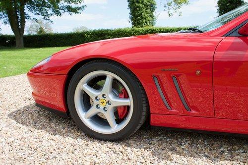 1998 Ferrari 550 Maranello For Sale (picture 6 of 6)