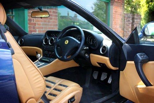 2000 Ferrari 550 Maranello Coupe Manual  For Sale (picture 4 of 5)