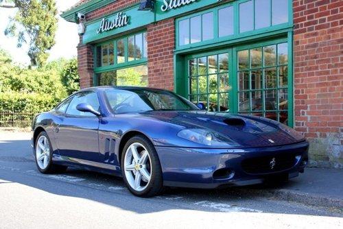 2002 Ferrari 575M Coupe F1  SOLD (picture 2 of 4)
