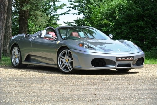 2005 FERRARI F430 **F1 Spider**   For Sale (picture 1 of 6)