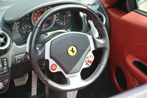 2005 FERRARI F430 **F1 Spider**   For Sale (picture 4 of 6)