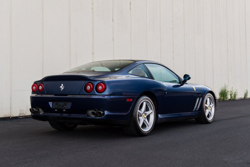 2001 Ferrari 550 Maranello  For Sale (picture 2 of 6)