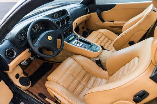 2001 Ferrari 550 Maranello  For Sale (picture 3 of 6)