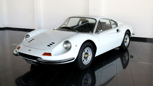 Ferrari 246 GT Dino E-Series (1972) For Sale (picture 3 of 6)