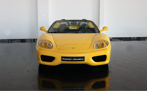 Ferrari 360 Spider - Manual Gearbox (2002) For Sale (picture 2 of 6)