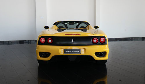 Ferrari 360 Spider - Manual Gearbox (2002) For Sale (picture 4 of 6)
