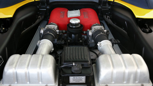 Ferrari 360 Spider - Manual Gearbox (2002) For Sale (picture 5 of 6)
