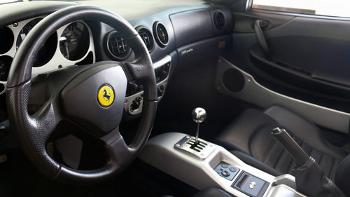 Ferrari 360 Spider - Manual Gearbox (2002) For Sale (picture 6 of 6)