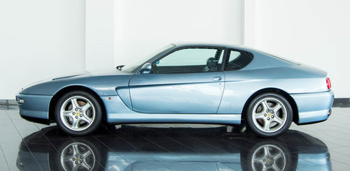 Ferrari 456 GT - Manual Gearbox (1994) For Sale (picture 3 of 6)