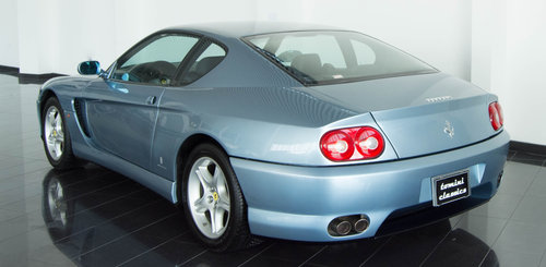 Ferrari 456 GT - Manual Gearbox (1994) For Sale (picture 4 of 6)
