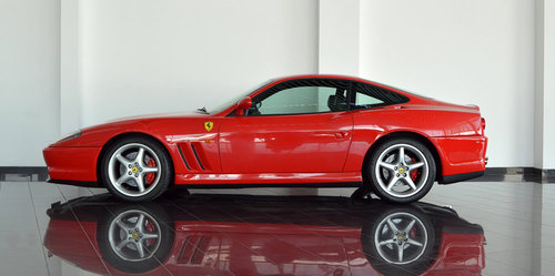 Ferrari 550 Maranello (2000) For Sale (picture 3 of 6)