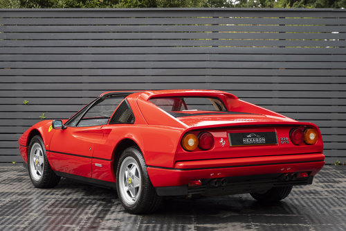 1989 FERRARI 328 GTS  ONLY 22250 MILES (ABS MODEL) For Sale (picture 2 of 6)