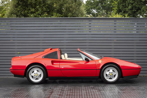 1989 FERRARI 328 GTS  ONLY 22250 MILES (ABS MODEL) For Sale (picture 3 of 6)