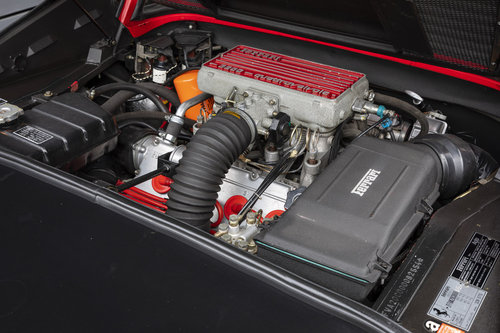 1989 FERRARI 328 GTS  ONLY 22250 MILES (ABS MODEL) For Sale (picture 5 of 6)
