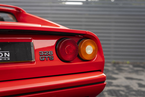 1989 FERRARI 328 GTS  ONLY 22250 MILES (ABS MODEL) For Sale (picture 6 of 6)