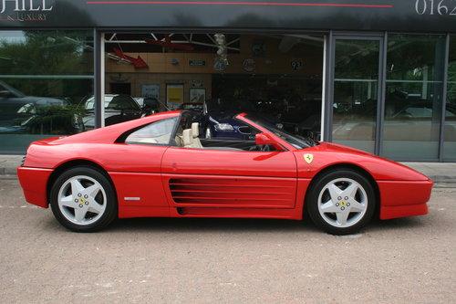 1991 Ferrari 348 TS - 25,645 miles For Sale (picture 2 of 6)