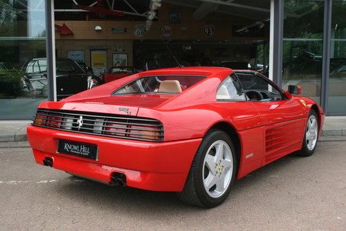 1991 Ferrari 348 TS - 25,645 miles For Sale (picture 3 of 6)