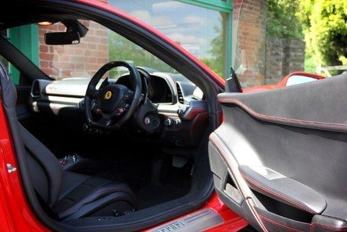 2011 Ferrari 458 Italia DCT Coupe  SOLD (picture 4 of 4)