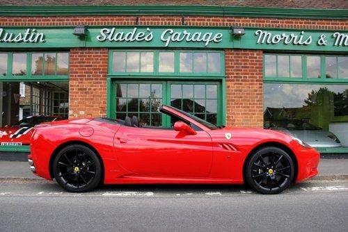 2012 Ferrari California 2 Plus 2 30  For Sale (picture 1 of 4)