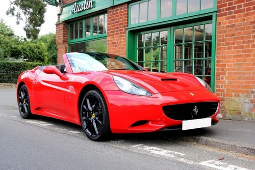 2012 Ferrari California 2 Plus 2 30  For Sale (picture 2 of 4)