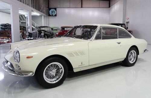 Enzo Ferrari's 1962 Ferrari 330 GT Prototype Coupe For Sale (picture 1 of 6)