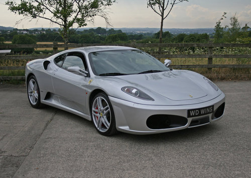 2006 FERRARI F430 F1 SOLD (picture 1 of 6)