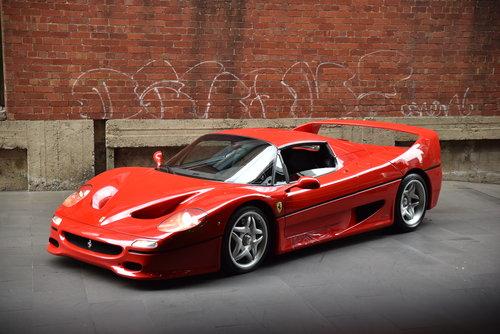 1997 Ferrari F50 SOLD (picture 2 of 6)
