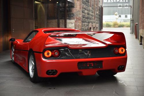 1997 Ferrari F50 SOLD (picture 3 of 6)